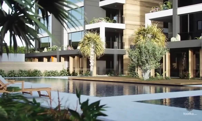 طراحی معماری توتکا